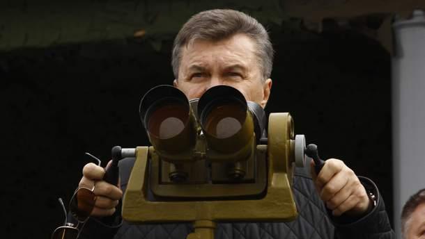Появилась информация о ходе бегства Януковича в Крым