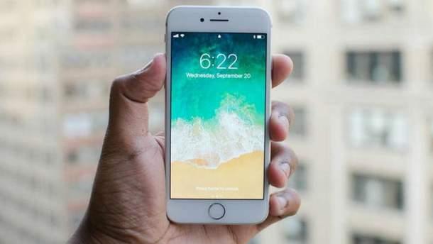 iPhone 8 наиболее активно покупали в мае