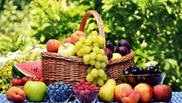 Фрукти і ягоди можуть завдати шкоди здоров'ю