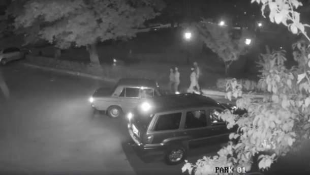 У мережі показали відео смертельної ДТП з п'яним главою Перечинської РДА