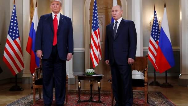 Трам настоял на личной встрече с Путиным по трем причинам