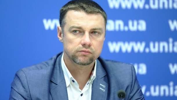 Позафракційний нардеп Віталій Купрій заявив про намір балотуватись в президенти