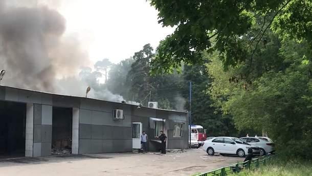 В Москве в кафе произошел взрыв