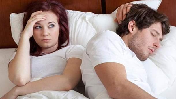 Як поганий секс впливає на сім'ю