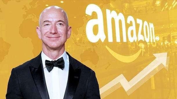 Джеф Безос – найбагатша людина в сучасній історії