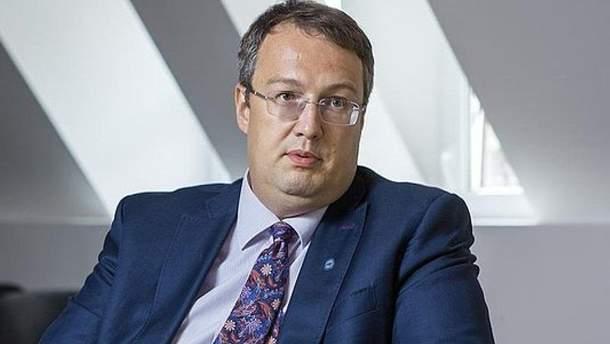 По словам Геращенко, после убийства Олешко подозреваемые изменили машину