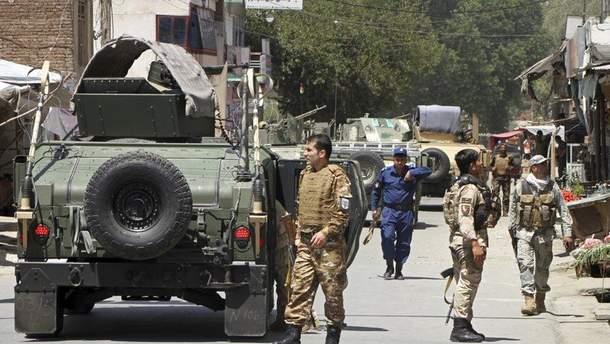 В ході терактів постраждало багато жінок та дітей