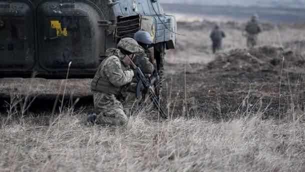 Ситуация на Донбассе за сутки 31 июля: 36 обстрелов со стороны боевиков, 1 воина ВСУ ранели, 6 оккупантов погибли