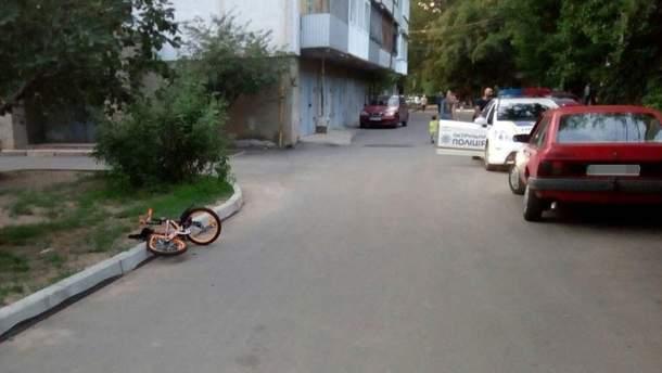 У Микодаєві підліток на авто наїхав на 6-річного хлопчика