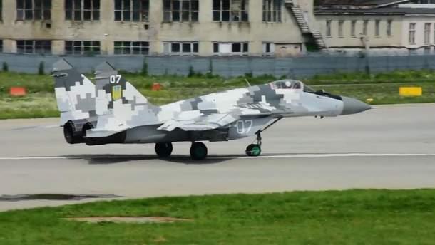 Бойцы ВСУ получили модернизированные истребители