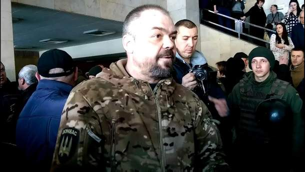 """В полиции рассматривают нексолько версий убийства Виталия Олешко """"Сармата"""""""