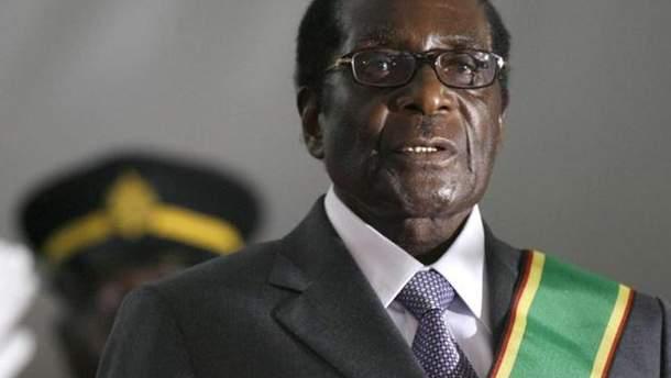 Президентские выборы в Зимбабве