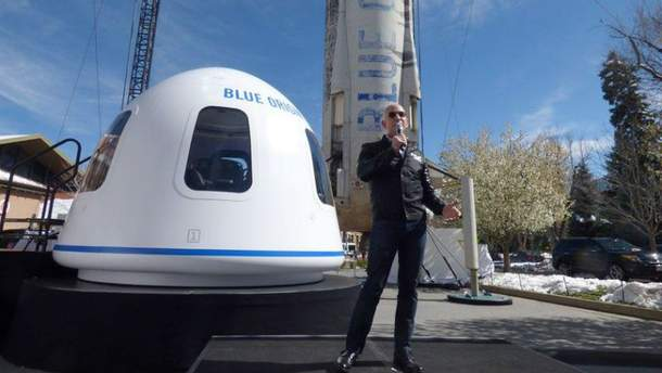 Як всередині виглядає капсула для космічних туристів