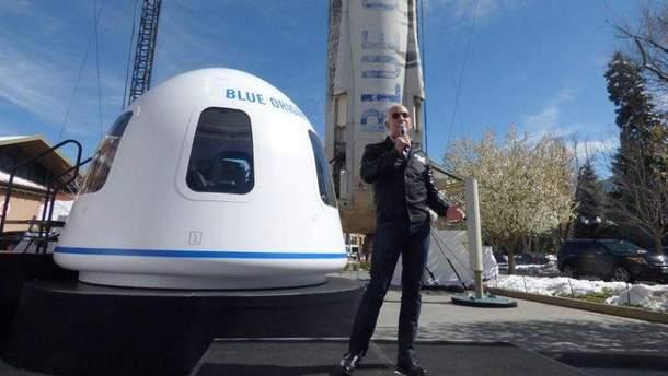 Как внутри выглядит капсула для космических туристов