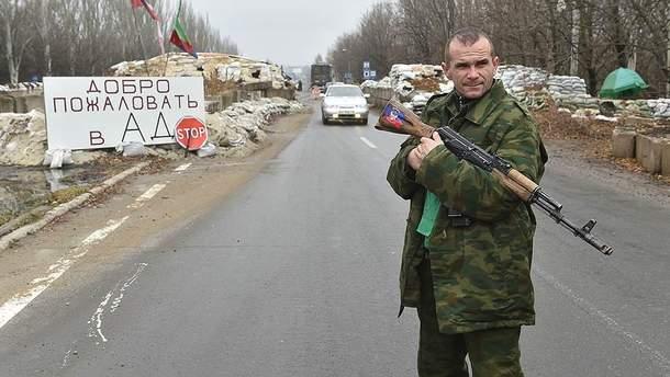 В тюрьмах оккупированной Донетчины содержатся сотни россиян