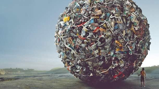 Люди использовали последние ресурсы, которые планета может восстановить за год