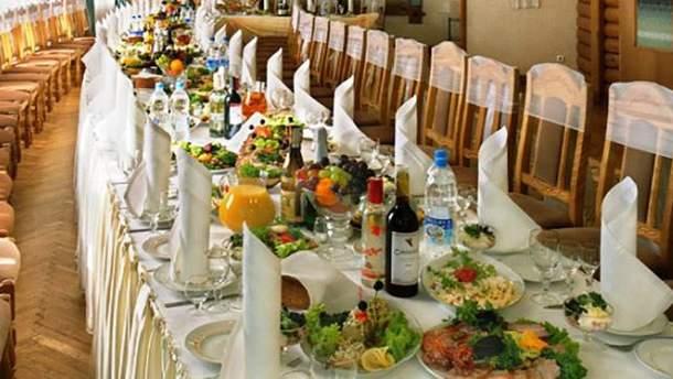 На Волыни на свадьбе произошло массовое отравление