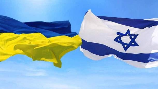 Угода про вільну торгівлю з Ізраїлем
