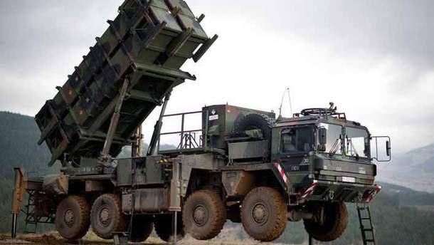 Ракетный комплекс Patriot