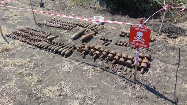 Сотрудники ГСЧС обнаружили и обезвредили 221 боеприпас