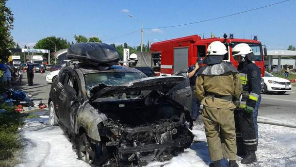 Фото з аварії