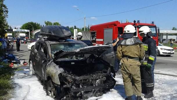 Фото с аварии