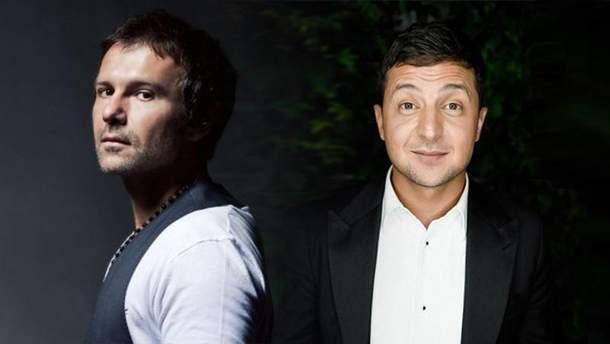 Вакарчук и Зеленский – темные лошадки на выборах Президента Украины