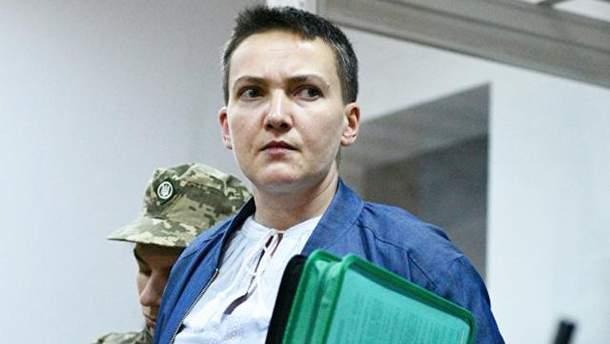 Савченко написала листа до Трампа
