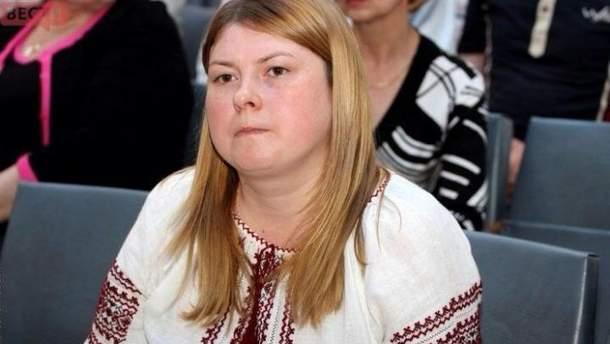 Чиновнице горсовета Херсона Екатерине Гандзюк после нападения на нее с кислотой предоставили государственную охрану