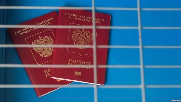 Финляндия не признает российские паспорта у крымчан
