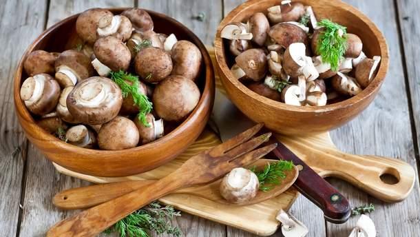 Чи корисно їсти гриби