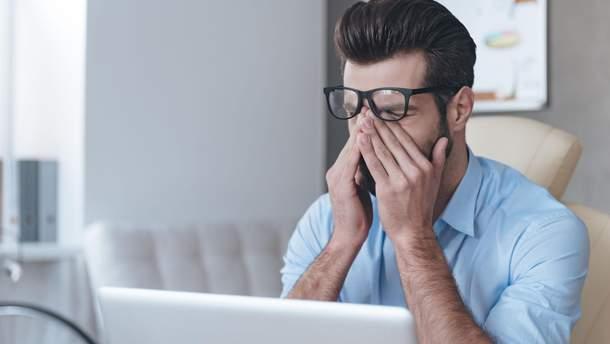 4 звички, які можуть призвести до хвороб очей