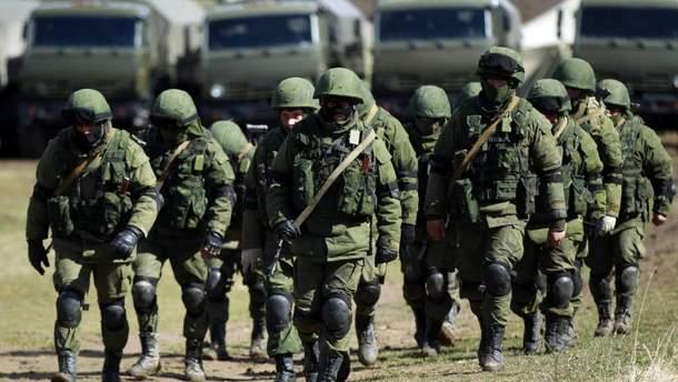 Крым превращается в военную базу
