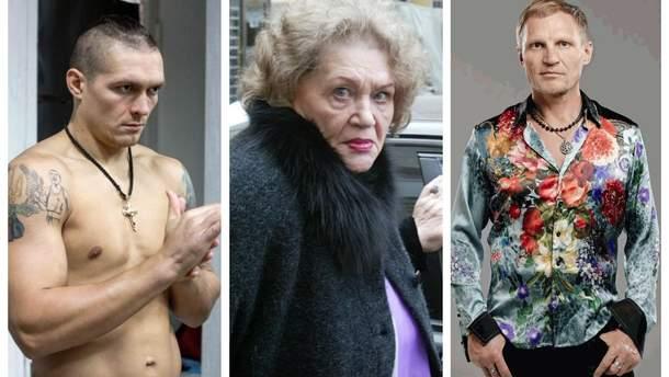 Известные украинцы, которые отказались от государственных наград