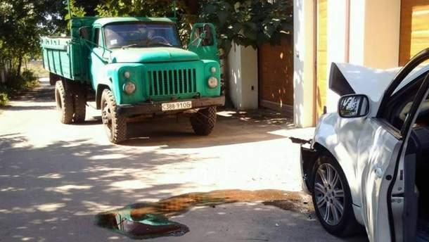 Напад на активістів в Одесі