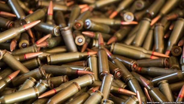 На украинско-польской границе изъяли крупную партию оружия