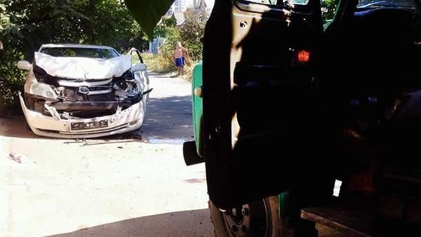 Напад на активістів в Одесі поліція кваліфікувала як ДТП