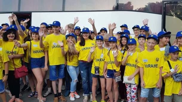 Отдых детей из Краматорска в Хорватии