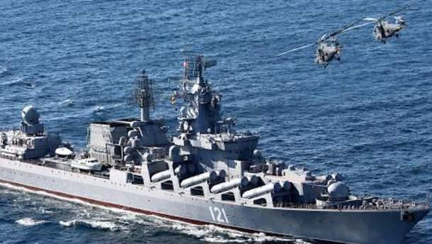 Російський флот давно застарів