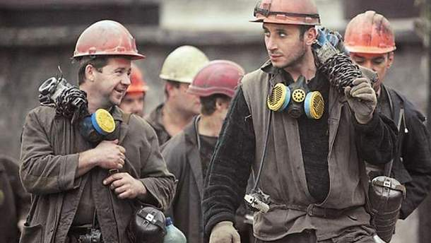 Украинским шахтерам выплатят задолженности по зарплате на сумму 1,4 миллиарда гривен