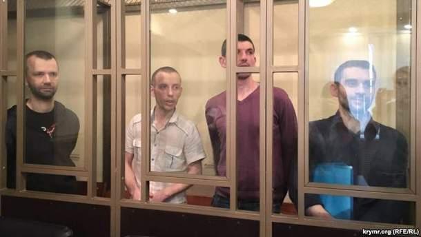 """В'язням """"ялтинської справи Хізб ут-Тахрір"""" дозволили зустріч з рідними"""