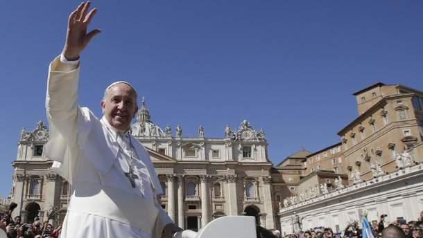 Папа Франциск рішуче виступає проти смертної кари