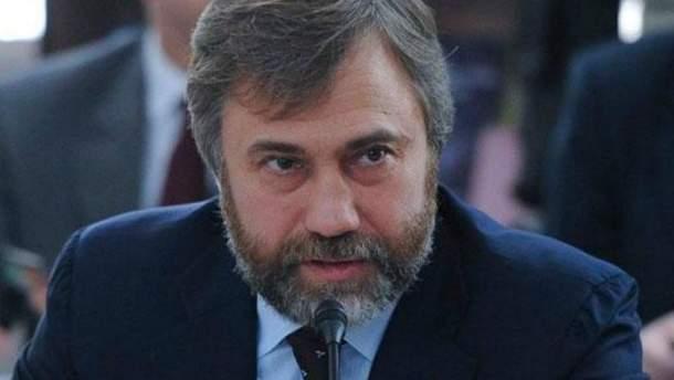 Народный депутат Украины Вадим Новинский