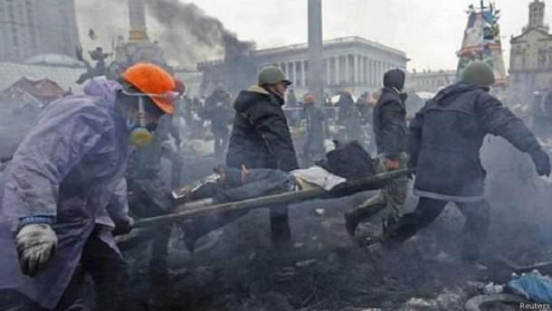 Генпрокурор отметил, что по делам расстрела на Майдане в феврале 2014 ожидает окончательные результаты экспертизы