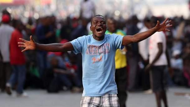 Возросло число жертв беспорядков в Зимбабве