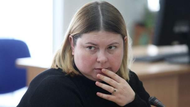 Чиновница горсовета Херсона Екатерина Гандзюк согласилась сотрудничать со следствием