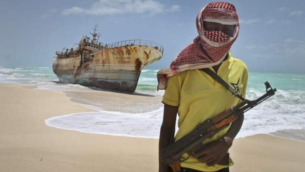 Індія запровадить смертну кару за піратство у морі
