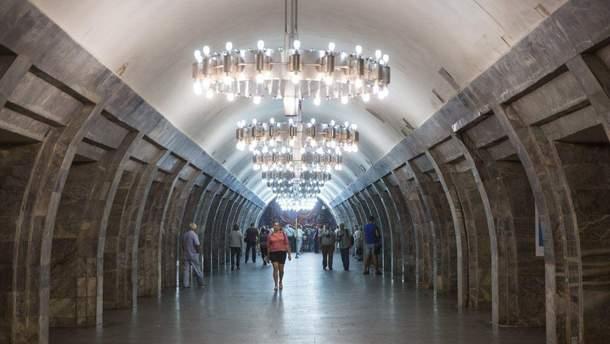 3 августа киевское метро изменит режим работы