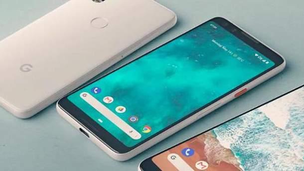 Прототип Google Pixel 3 XL