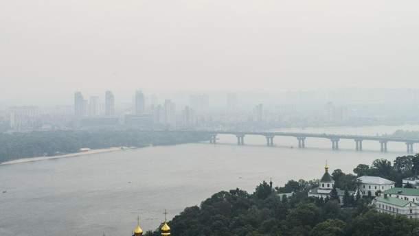 Що робити, якщо повітря у місті забруднено
